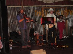 BARN DANCE BAND & CALLER
